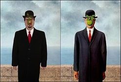 magritte doubles