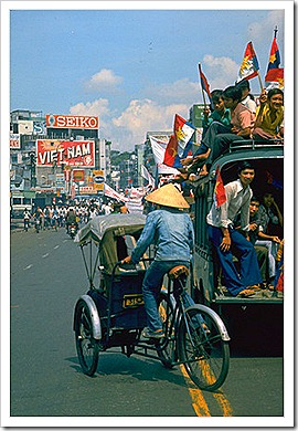 Saigon April 1975