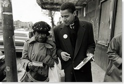 obama as community organizer
