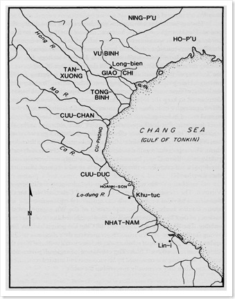 Map 4 Giao Province