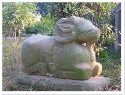 Ram at Si Nhiep Tomb